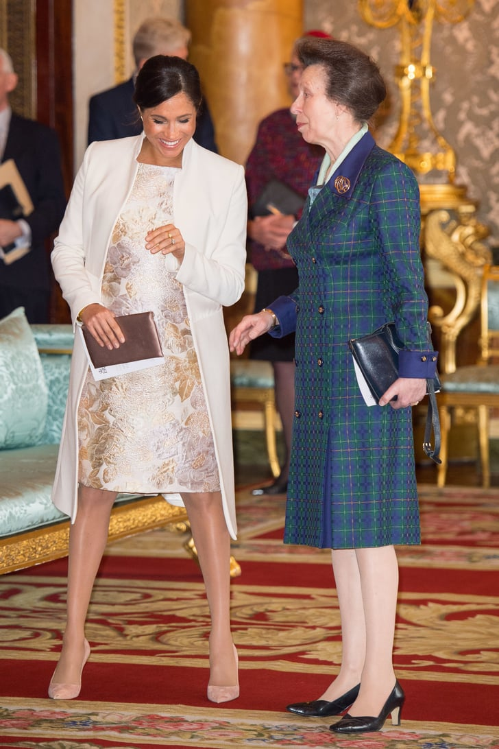 Is Meghan Markle Friends With Princess Anne? | POPSUGAR Celebrity