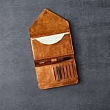 Hearth & Hand With Magnolia Leather Travel Wallet