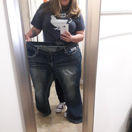 Woman Loses 90 Pounds After Overcoming Abuse