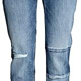 H&M Patchwork Jeans ($50)