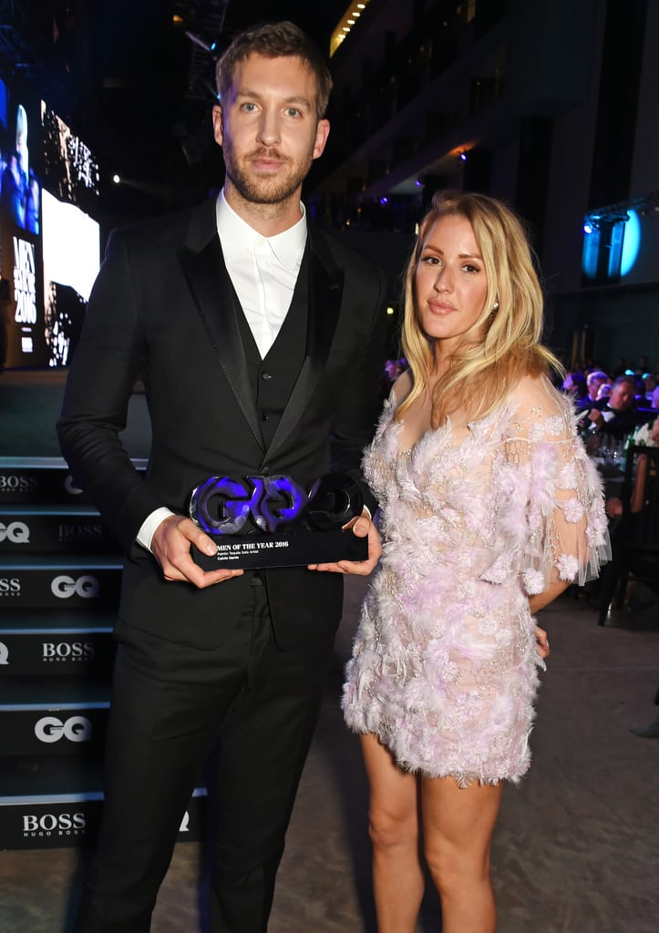 Ellie Goulding And Calvin Harris Are They Dating Calvin Harris and Elli...
