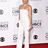 You'll Immediately Fall in Love With Kate Hudson's White Jumpsuit