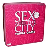 Sex and the City Trivia Game ($10)