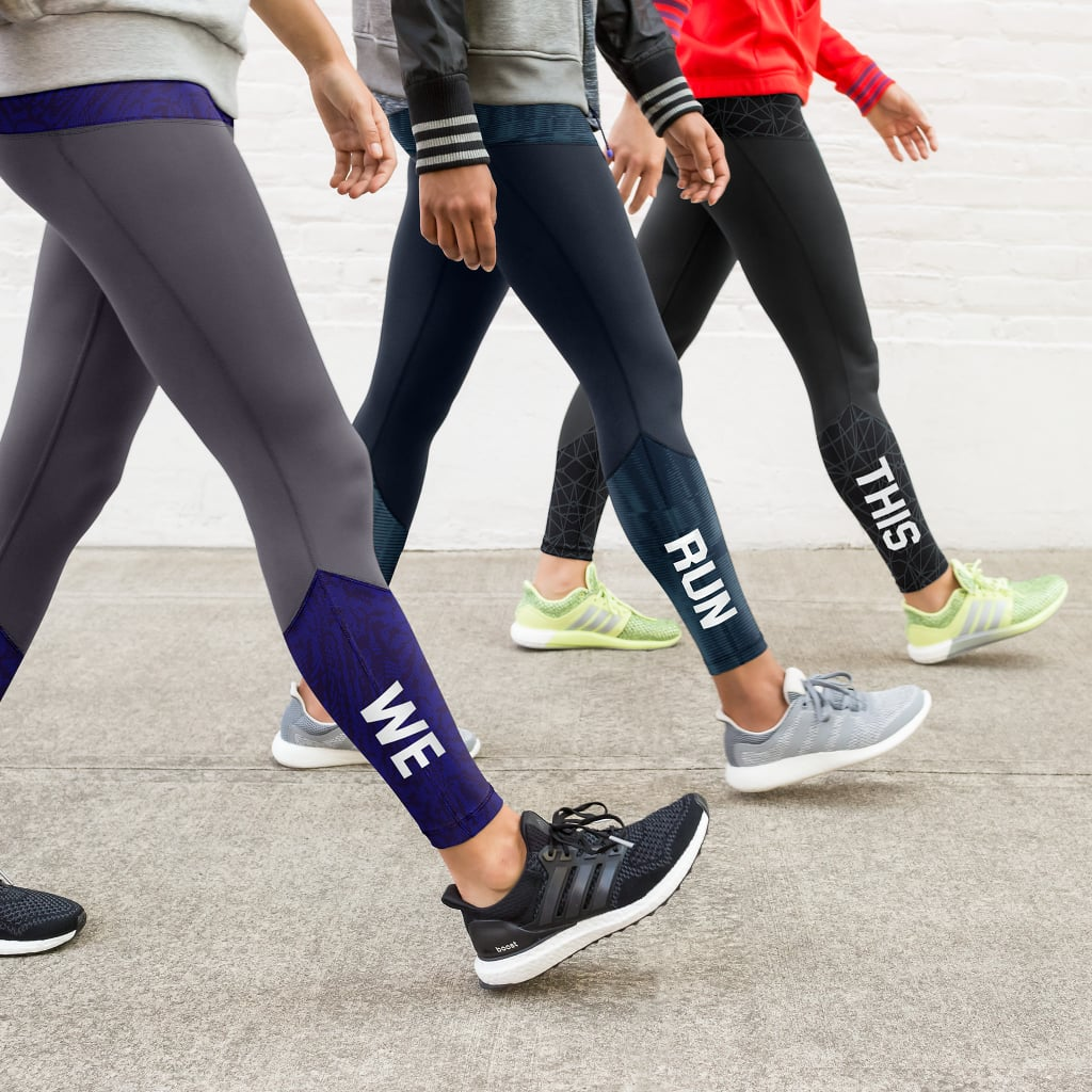 Pick your color, pick your pattern. Make it yours. Women's tights are now customizable.