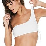 L*Space Silver Lining Bikini Top