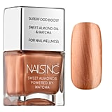 Nails Inc. Sweet Almond Nail Polish Powered By Matcha
