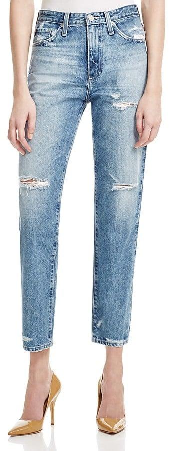AG Jeans 'Pheobe' Boyfriend Jeans ($245)