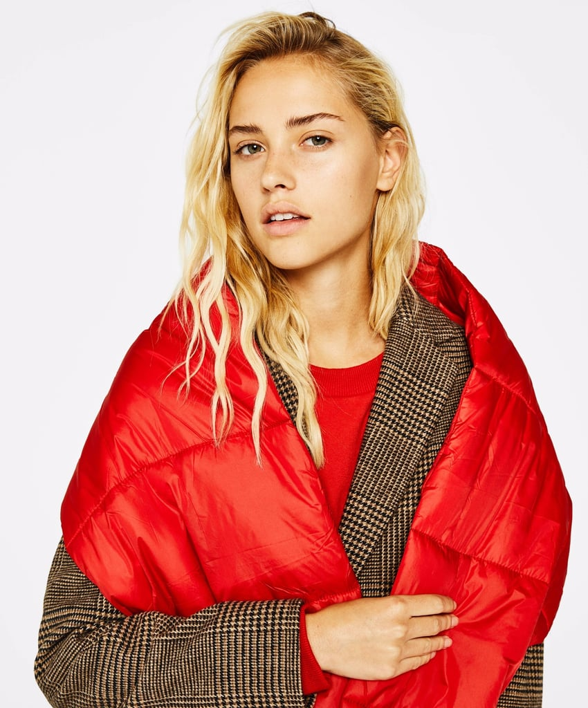 Where Can I Buy a Quilted Puffer Scarf?