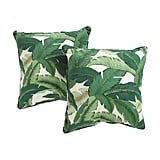 "Set of 2 18"" Indoor/Outdoor Pillows ($20)"
