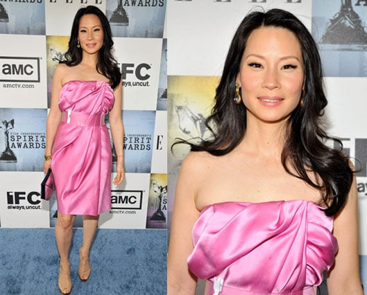Independent Spirit Awards: Lucy Liu