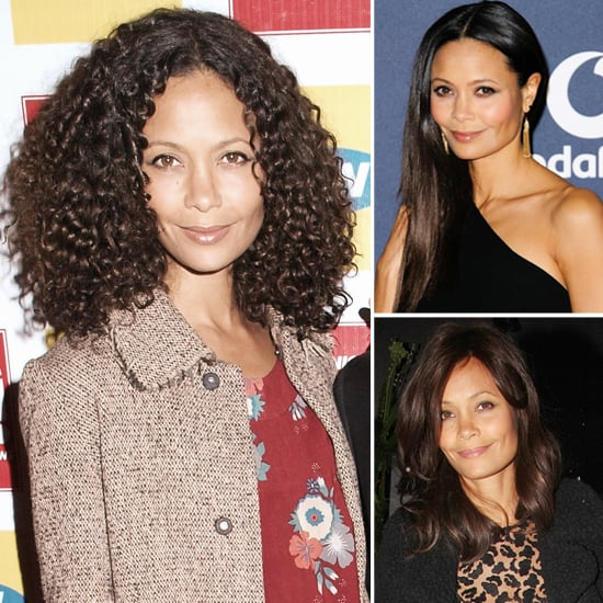 Thandie Newton Hair