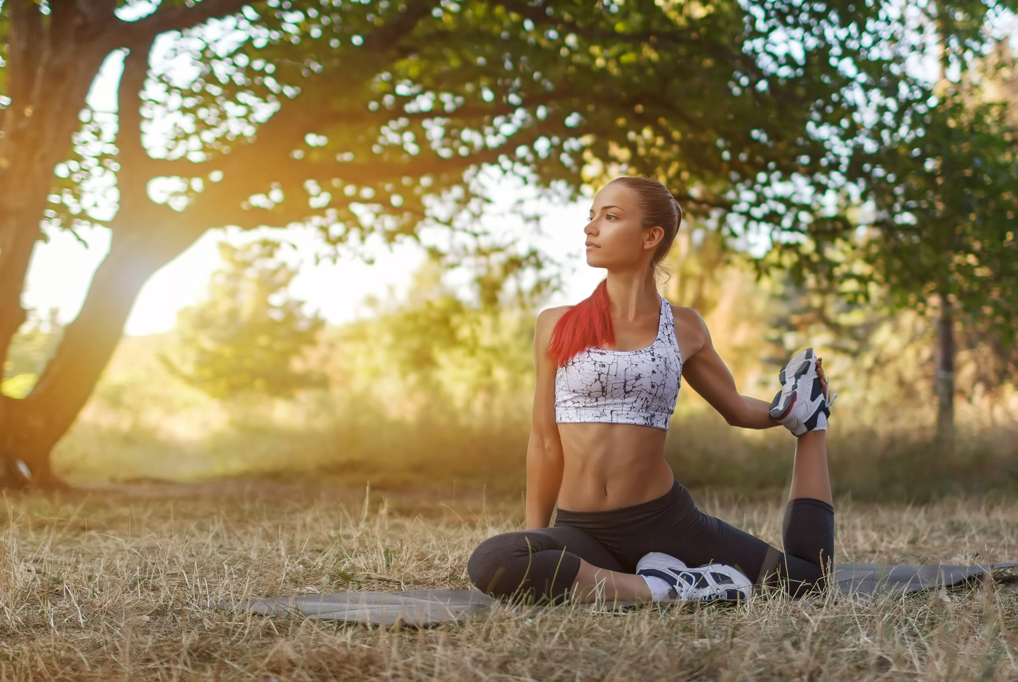 How Yoga Helps Runners Reach Their Full Potential