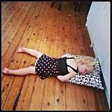On the Wood Floor
