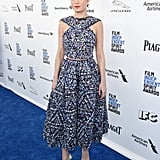 Brie's Chanel Look on the Spirit Awards Red Carpet