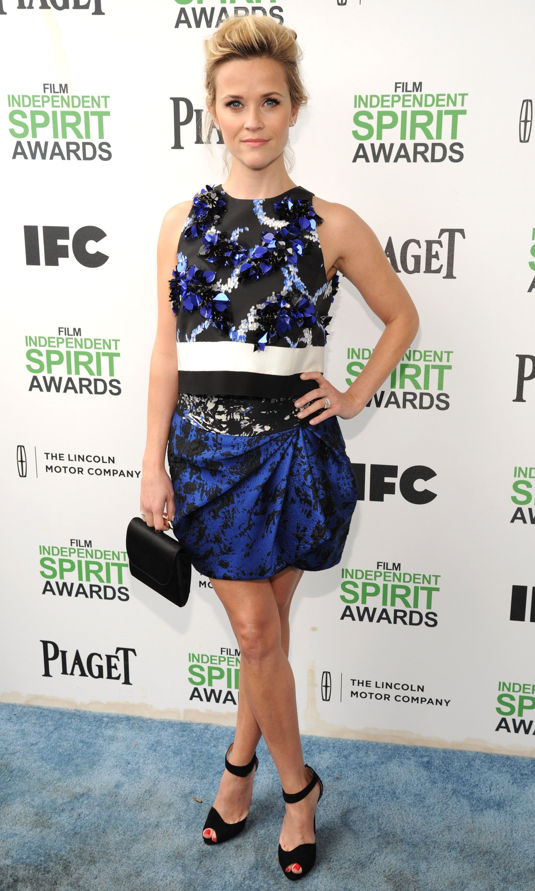 Reese Witherspoon at the 2014 Spirit Awards