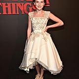 Millie Bobby Brown at Netflix's Stranger Things Premiere in 2016