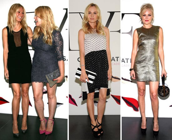 Amanda de Cadenet DVF Party Celebrity Pictures With Gwyneth Paltrow, Diane Kruger and More
