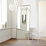 NeuType Floor Mirror With Standing Holder