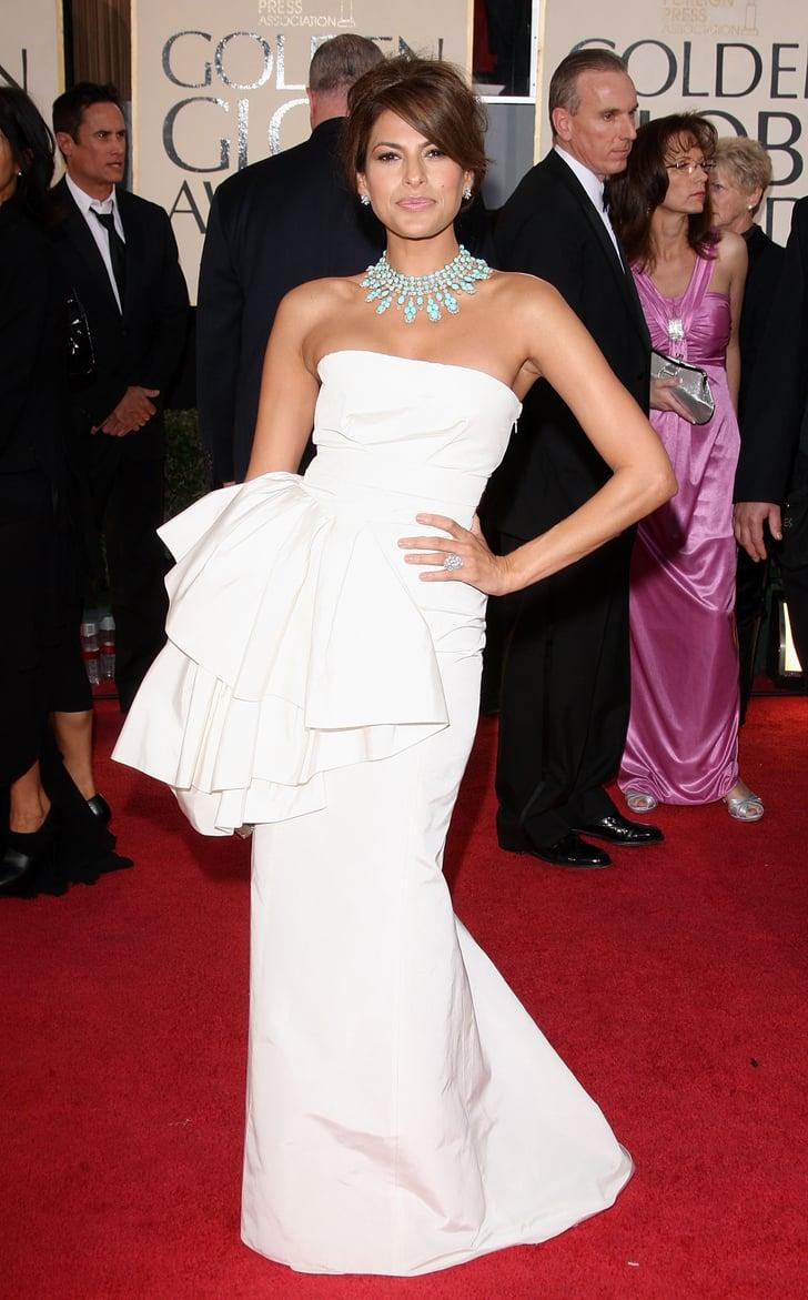 Golden Globe Awards Trend Alert: Dramatic Folds and Pleats