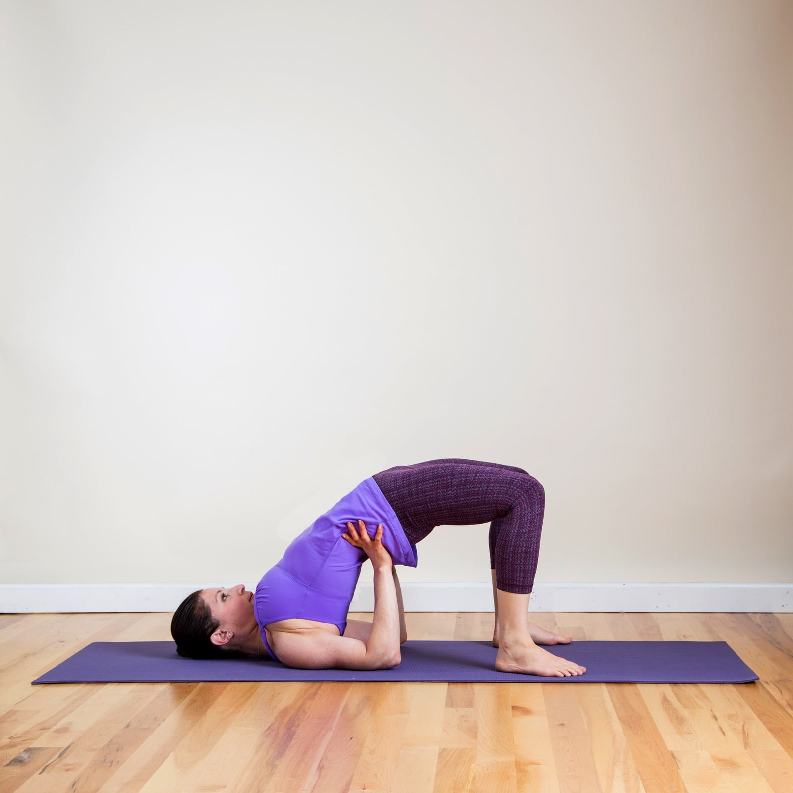Bridge Pose This Yoga Sequence Is Even Better Than A