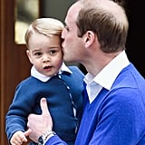 53 Adorable Prince George Pictures
