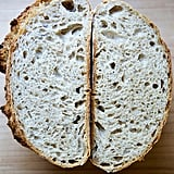 Easy, Whole Wheat(ish) Sourdough Bread