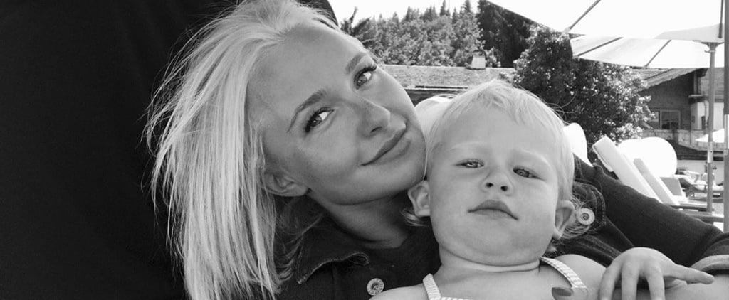 Pictures of Hayden Panettiere's Daughter Kaya