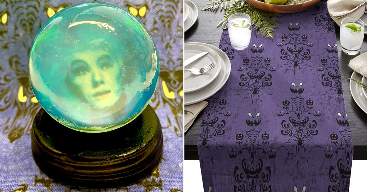 These 49 Haunted Mansion Halloween Decorations Will Fill Your Home With Wall-to-Wall Creeps