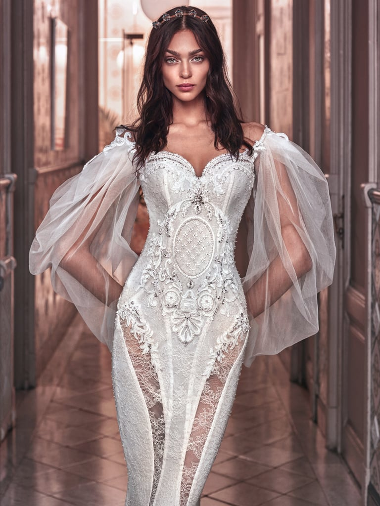 Beyoncé Vow Renewal Wedding Dress | POPSUGAR Fashion Photo 6