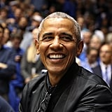 More Photos of Obama at the Basketball Game