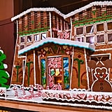 Gingerbread Display at Disney's Grand Californian Hotel