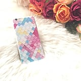 Mermaid iPhone Case Scales ($13)