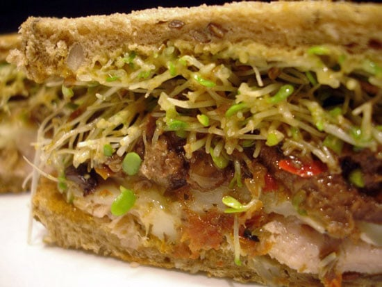 Recipe For Olive and Roasted Ahi Tuna Melt