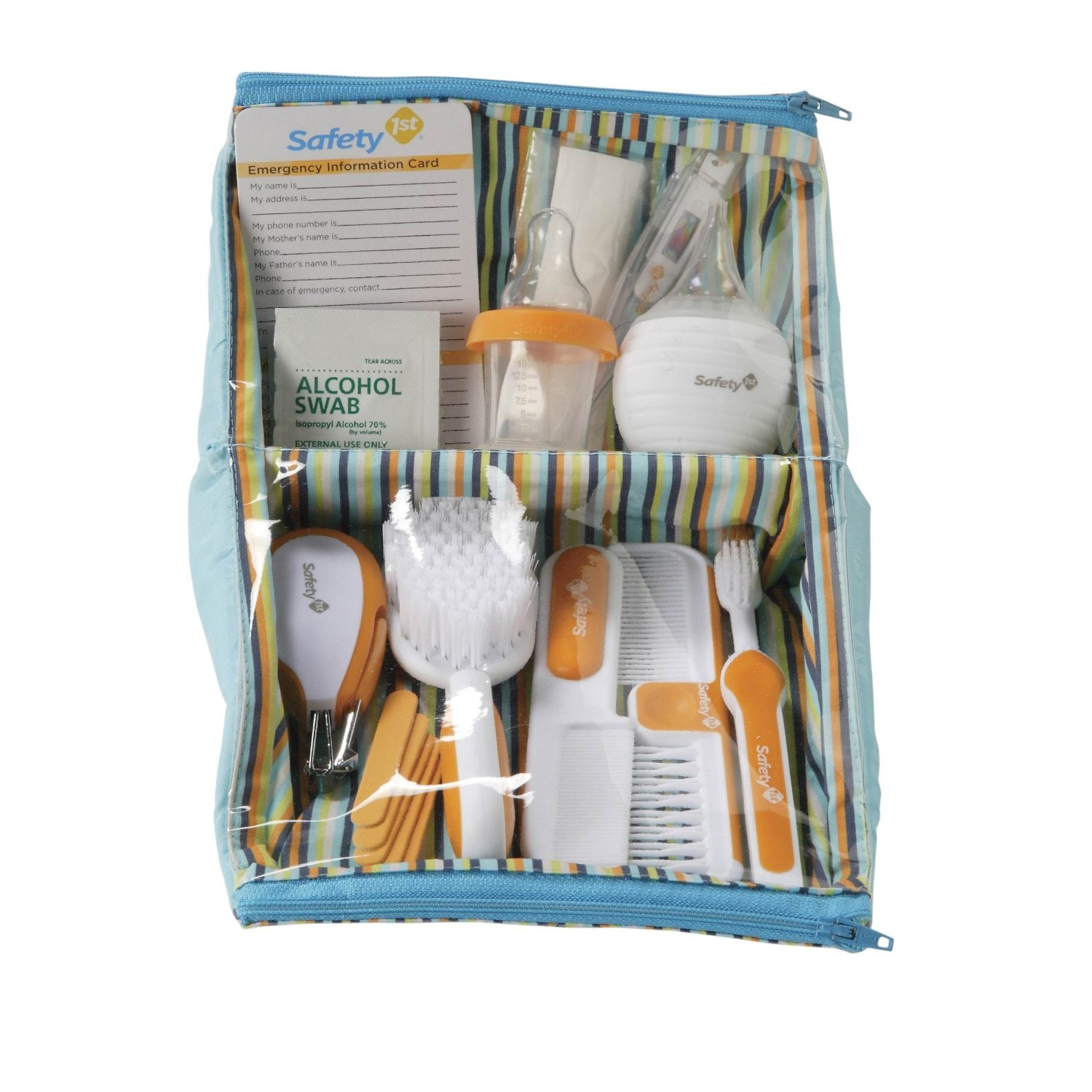 Safety 1st Baby's 1st Deluxe Healthcare and Grooming Kit