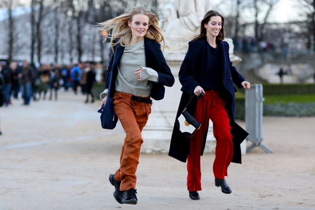 PFW Model Street Style Day Four
