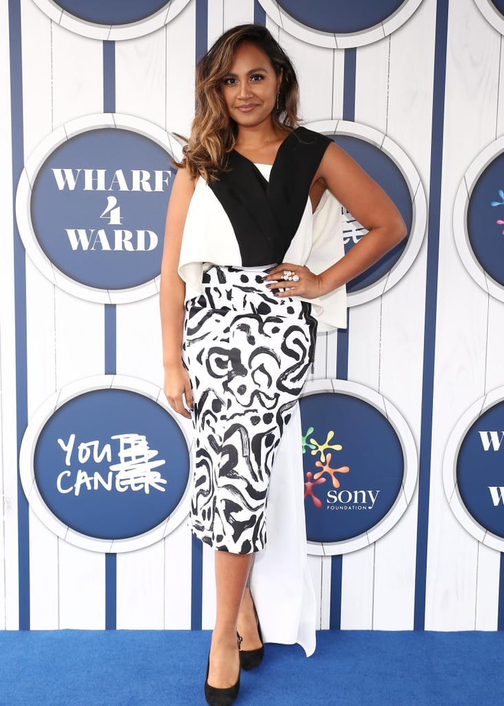 Jessica Mauboy's Red Carpet Style Is Beautifully Bold in Every Sense