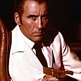 Christopher Lee, The Man With the Golden Gun