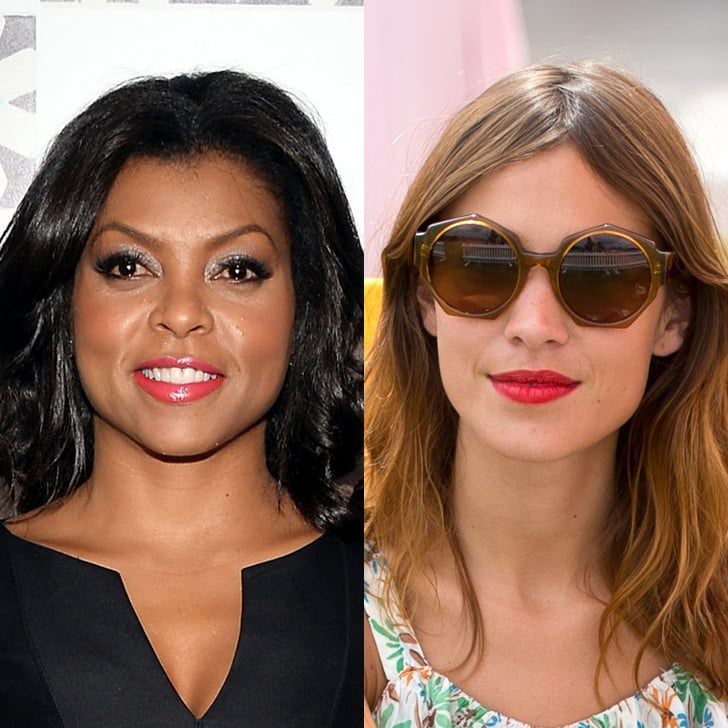 These Celebrities Prove the Versatility of a Bright Lip