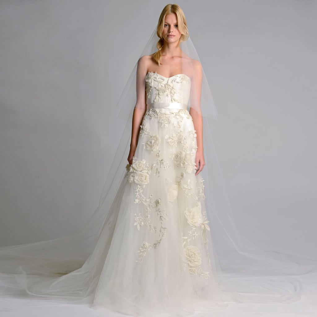 bridal fashion week wedding dress trends fall 2014