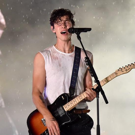Shawn Mendes at the 2018 MTV VMAs