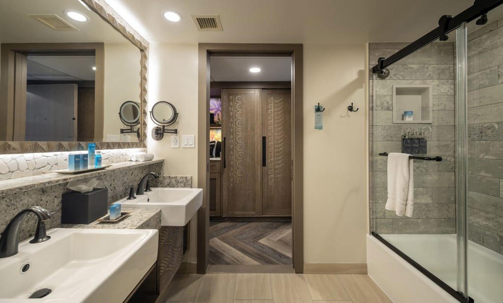 Reducing Waste With Refillable In-Room Amenities