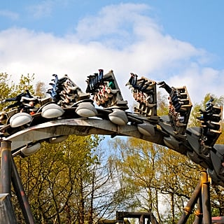 Best UK Roller Coasters