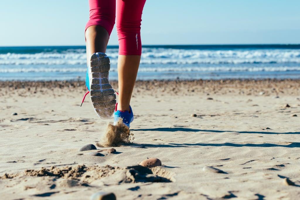 Start Jogging Slowly