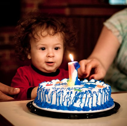 Preparing For Your One Year Old Sons Birthday