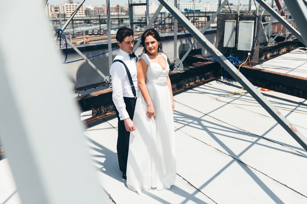 Glam City Wedding Inspiration