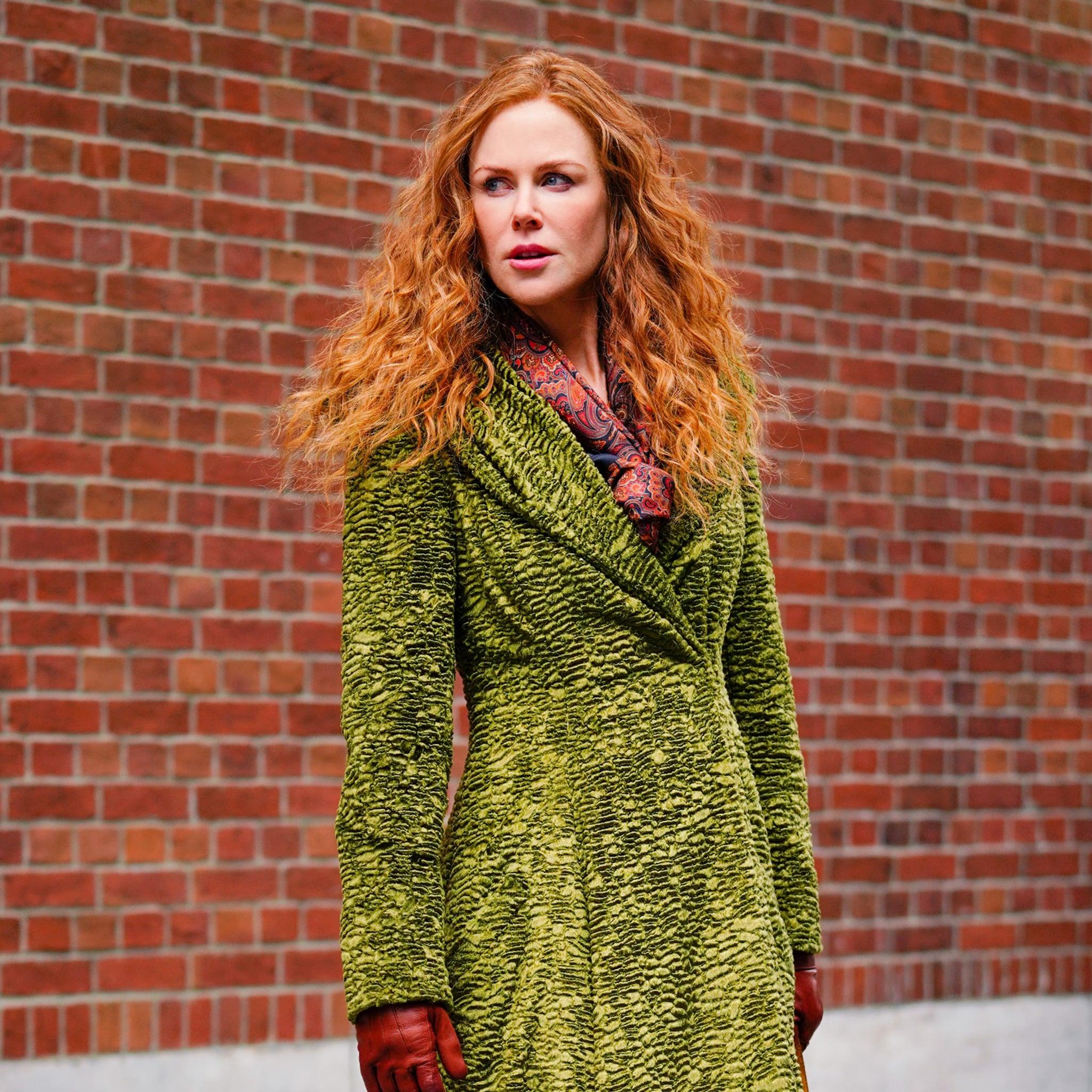 The Undoing: Grace Fraser Coat Details From Costume Designer | POPSUGAR  Fashion