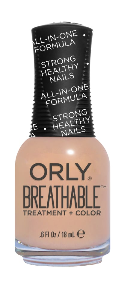 Orly Breathable Treatment + Nail Color