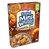 Kelllogg's Pumpkin Spice Frosted Mini Wheats