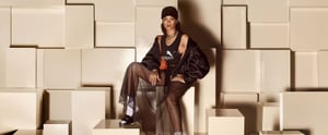 Rihanna's Furry Puma Slides Continue to Sell Out Within Seconds