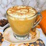 Dairy-Free Pumpkin Spice Latte Recipe With Photos